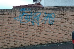 Police probing graffiti spree in Bainsford after homes and store are targeted