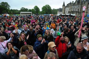Vibration Festival wins award as Falkirk event prepares to reveal 2020 headliner