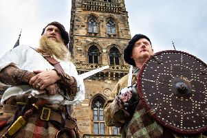 Outlander mania - academic style - comes to Glasgow next year.