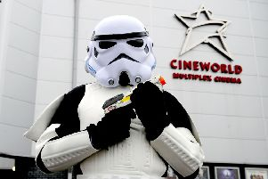 You won't have to force Falkirk's 'Jedi hard' fans to sit through big triple bill