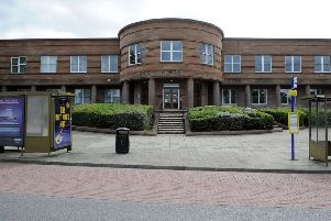 Pupils' party in Grangemouth broke out into a fight following argument