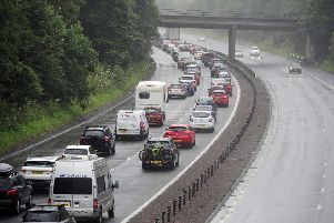 Falkirk district drivers urged to take note of M876 carriageway closures