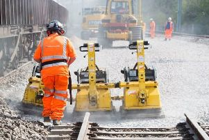 Rail services to Edinburgh face disruption after Christmas