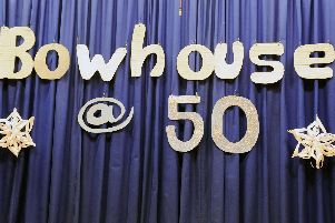Bowhouse Primary School 50th anniversary gathering on December 12. Picture by Michael Gillen.