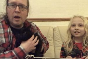 Chas and Jimmy review Cats