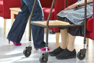 Need to improve care for elderly and vulnerable across Falkirk district