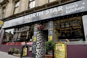 Nasty night in Falkirk's North Star ends with cop being kicked