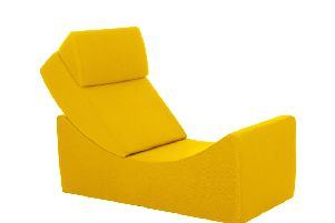 LINA children's moon lounger, available from Amara. Photo: PA Photo/Handout.