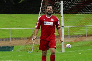 John Martin is the new player-manager at Glenrothes Juniors.