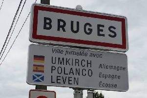 Levenmouth will be hosting French visitors in June.