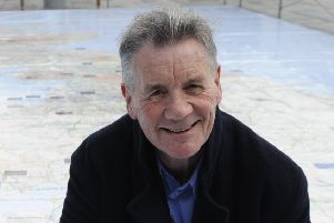 Michael Palin is to given an honourary degree.