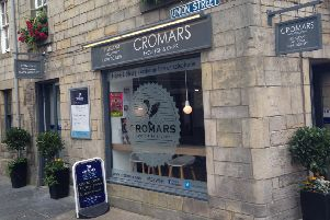 Cromars has been named the best fish and chip shop in Scotland.