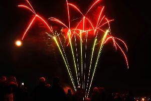 It is hoped that more donations cna help the Burntisland fireworks event.