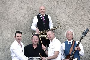 The Columbos will bring in Kirkcaldy's New Year