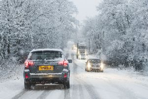 Fife weather: Snow and ice warning to last until Friday