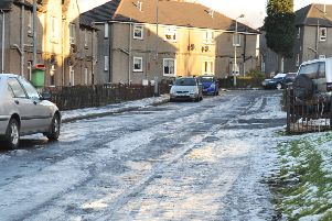 Some roads and pavements could become dangerous. Picture: JP