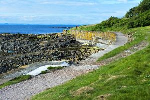 Crail to Anstruther is a popular Fife walk (Photo: Shutterstock)