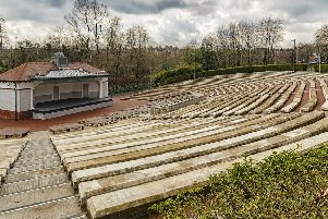 You could get married at an iconic Scottish landmark, such as Kelvingrove Bandstand in Glasgow's West End (Photo: Shutterstock)