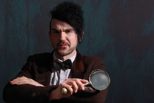 Colin Cloud (Pic: The Studio, Penicuik)