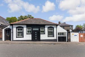 2a, Carlyle Road, Kirkcaldy is on the market