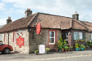 The Tavern at Strathkinness is hugely popular with TripAdvisor users (Photo: JP)