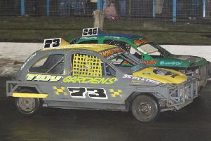Aaron Hastie, a Ceres 1300 Saloon racer, found good luck hard to come by last season.