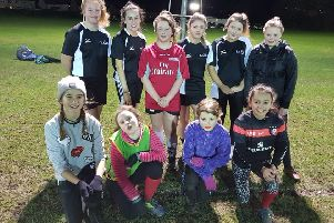 Glenrothes rugby launch initiative to encourage young girls to play the sport