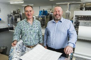Pitreavie Packaging announce a further �1.1m investment in Glenrothes business