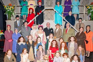 Markinch Amateur Operatic Society are performing Annie this week.
