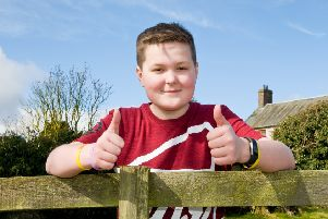 Toby's Magical Journey is one of the charities which will benefit from the game.