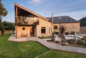In pictures: See inside this spacious Fife country home