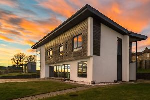 In pictures: Inside this unusual £620k Fife property