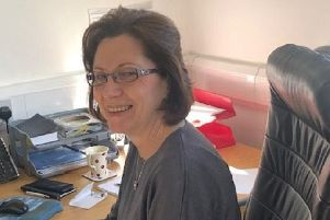 Catherine retires after 33 years with Kingdom Housing