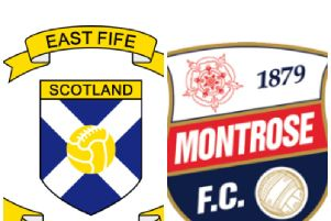 East Fife slipped out of the top four.