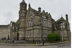 The woman maintained throughout the trial at Kirkcaldy Sheriff Court that she had been attacked.
