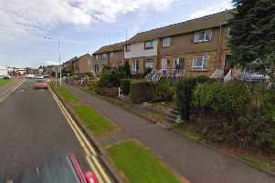A property on raided on Birnam Road. Picture: Google