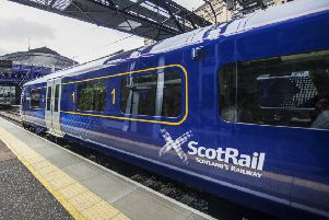 Rush hour trains to Fife cancelled