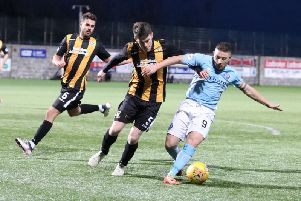 East Fife and Forfar meet for the final time this campaign.