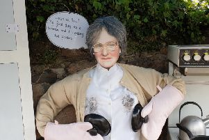 Annual Scarecrow Festival begins in Fife village