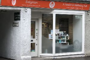 Mental health and well being shop opens in Cupar