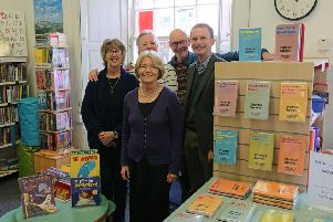 Fife library gifted books after writing to First Minister