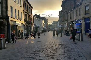 Kirkcaldy High Street has dodged another closure.