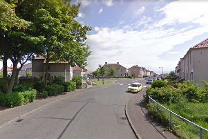 The attack happened on Cook Street. Picture: Google