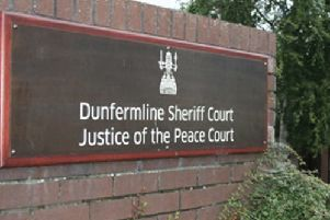 Alan Wright appeared at Dunfermline Sheriff Court