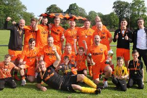 'Dundee United' win Cupar fundraising football tournament