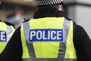 Man in custody after police officer 'stabbed' in Fife incident