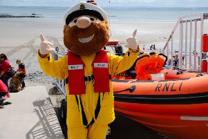 Kinghorn Lifeboat volunteers had a successful Open Day on Saturday, raising over �5000 for the RNLI. A large turnout of supporters enjoyed the sunshine and warm temperatures whilst being entertained by many stalls and attractions.