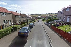 The attack happened on Cawdor Crescent. Picture: Google