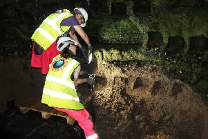 Archaeologists and volunteers have made some exciting discoveries since they began digging into the history of the Wemyss Caves.
