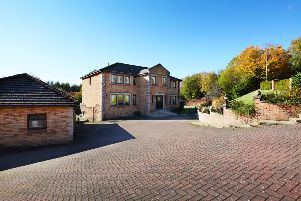 In pictures: Gorgeous six bedroom Glenrothes home for sale
